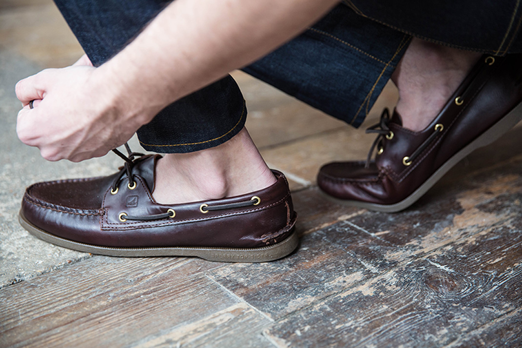 How to: Wear boat shoes