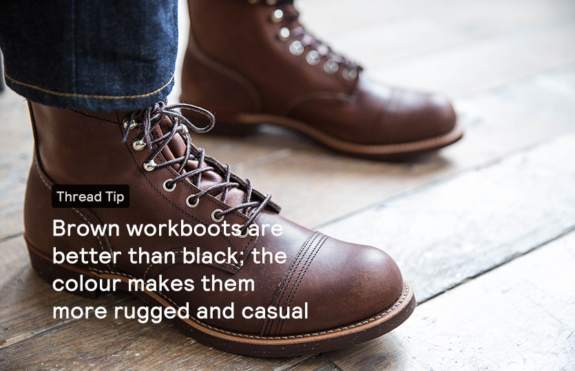 the thread guide to boots tips thread