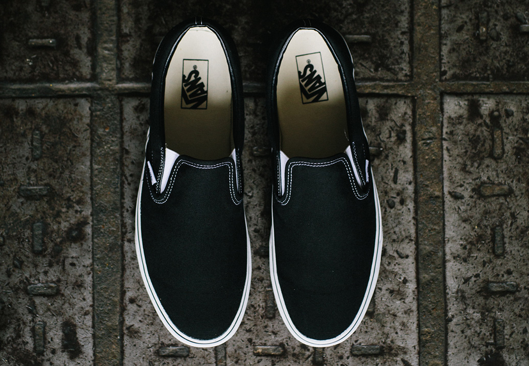 What exactly are: Slip-on Vans?