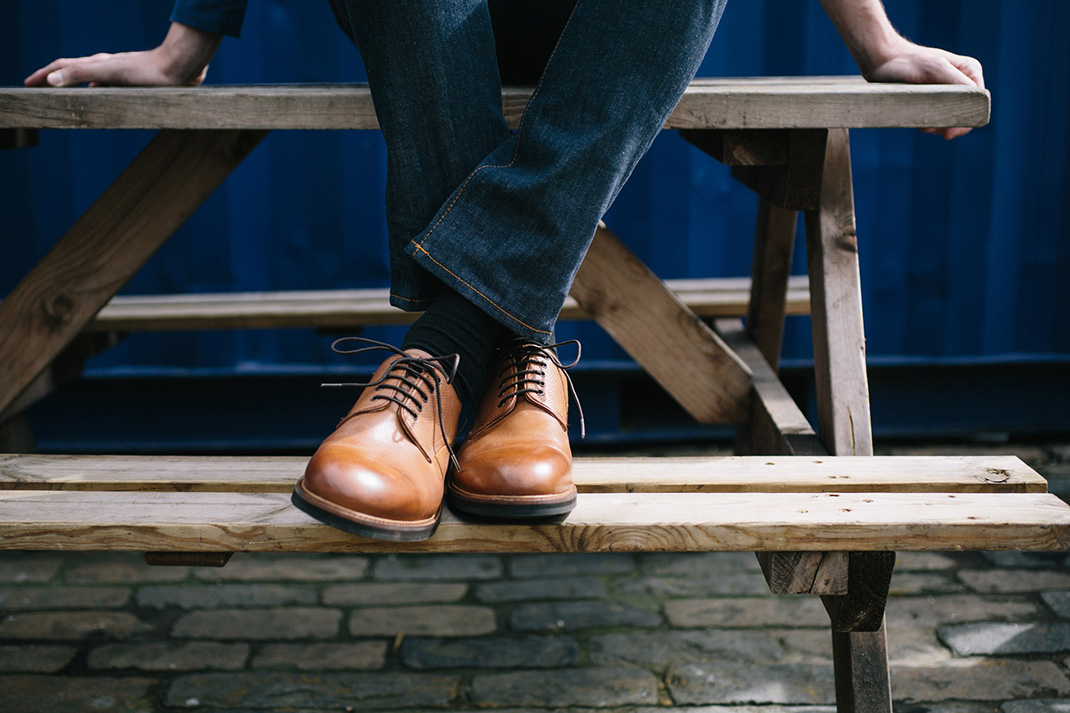 Q&A: Can I wear my smart shoes with jeans?