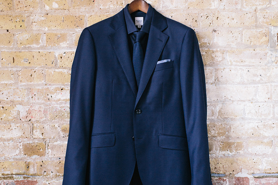 Q&A: How can I wear my work suit when I'm not at work?