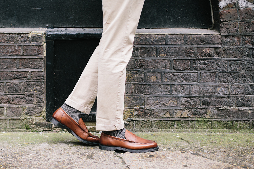 How to: Wear loafers