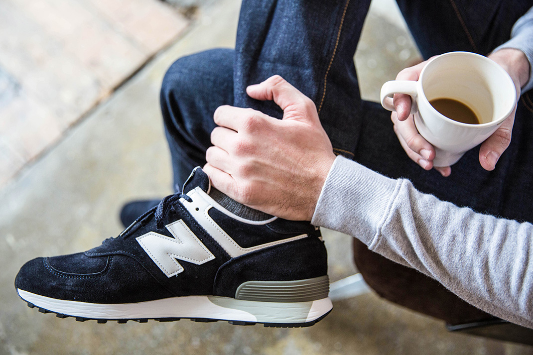 What exactly are: New Balance trainers?