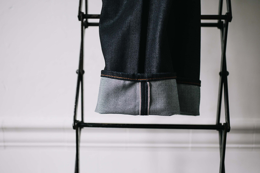 What exactly are: Selvedge jeans?