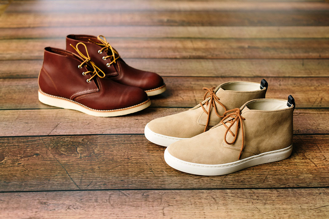 What exactly are: Chukka boots?