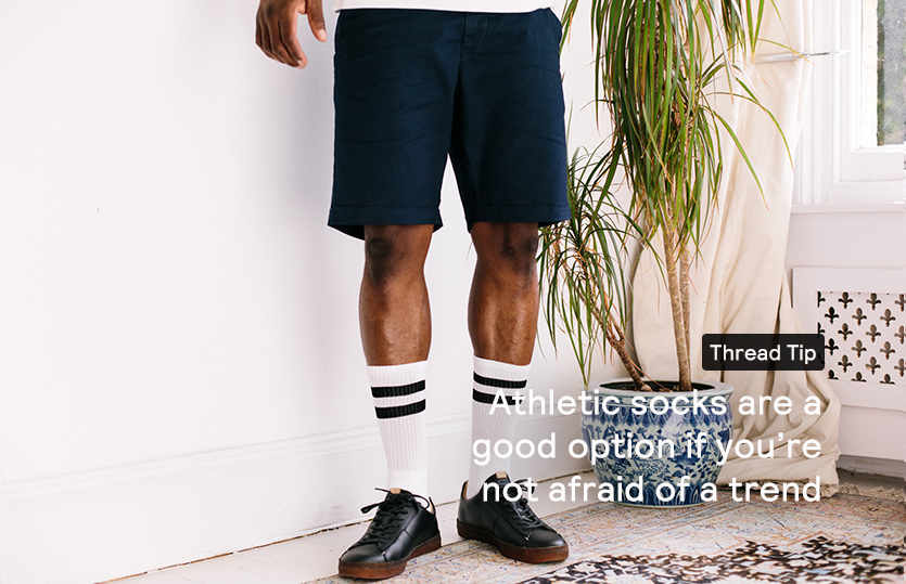 How To Wear Socks With Shorts Tips Thread