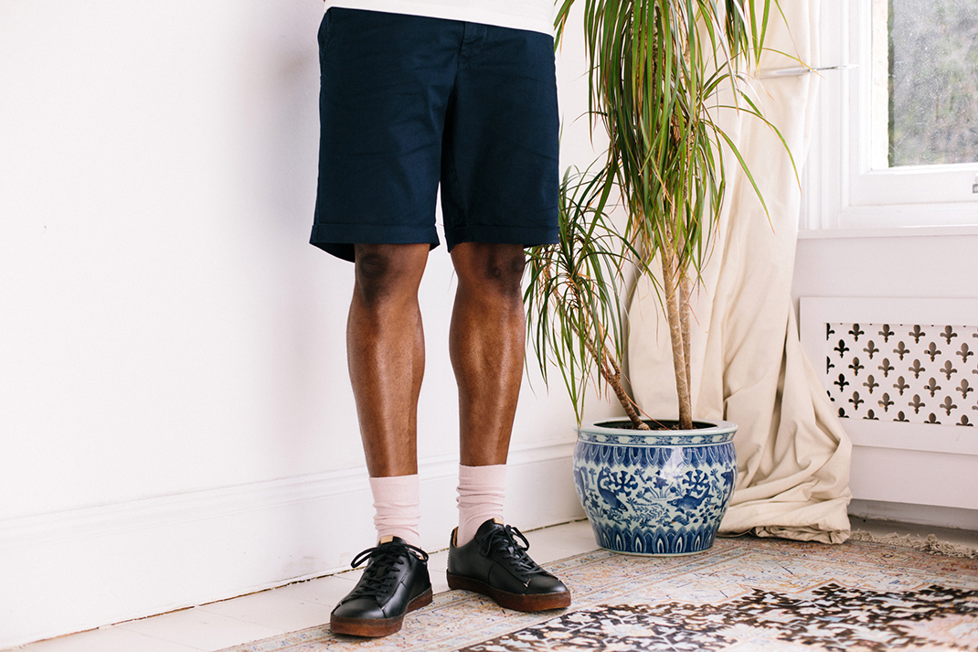 How to: Wear socks with shorts