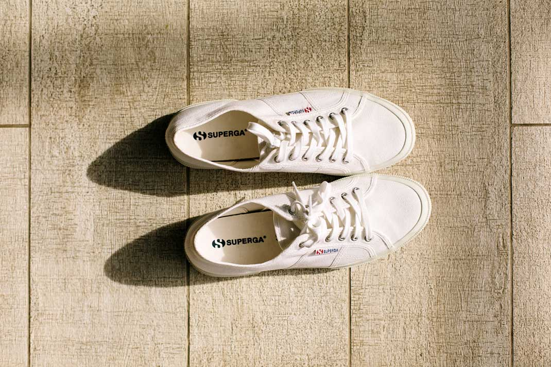 What exactly are Superga trainers?