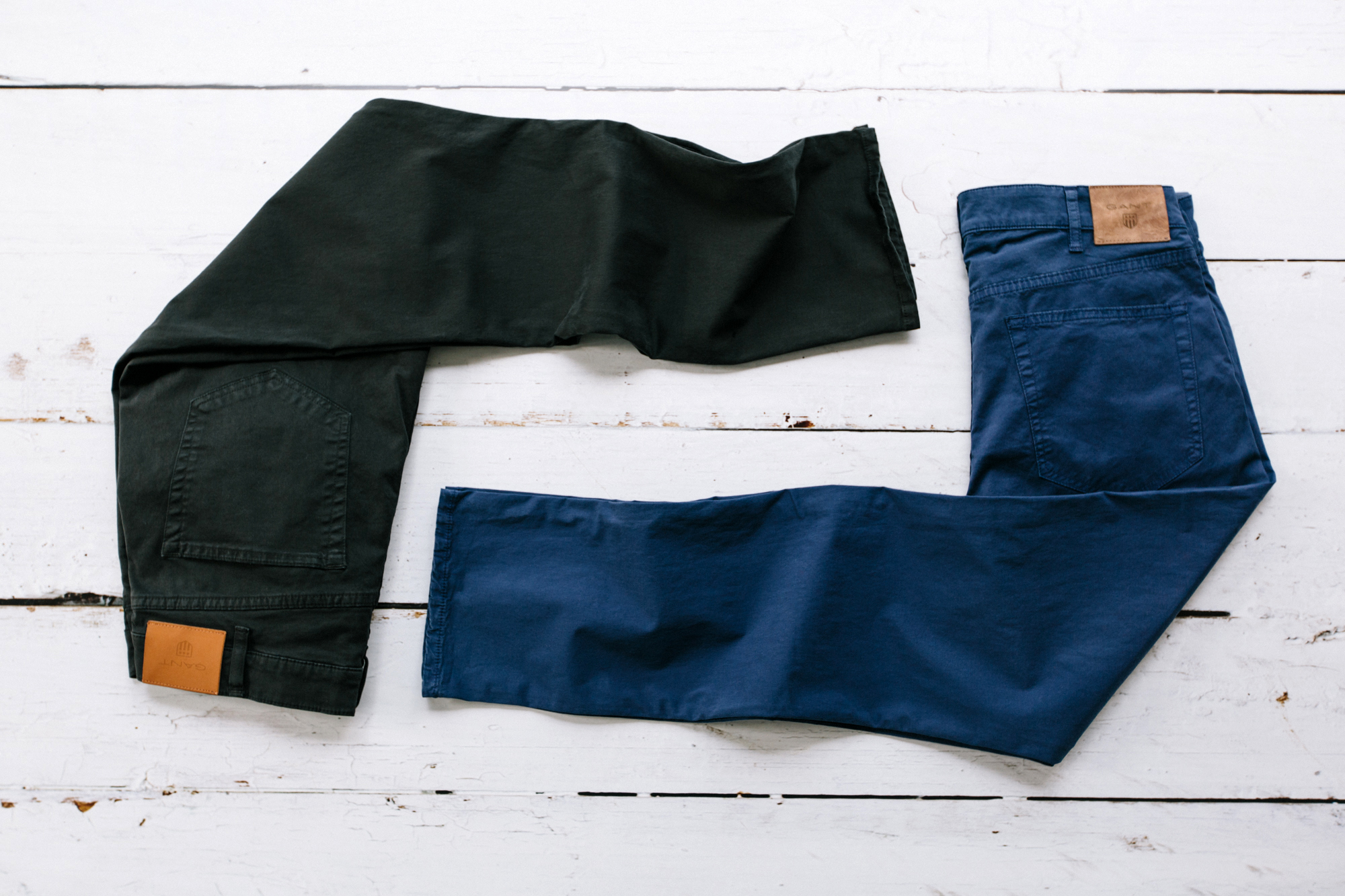 What are 5-pocket trousers?