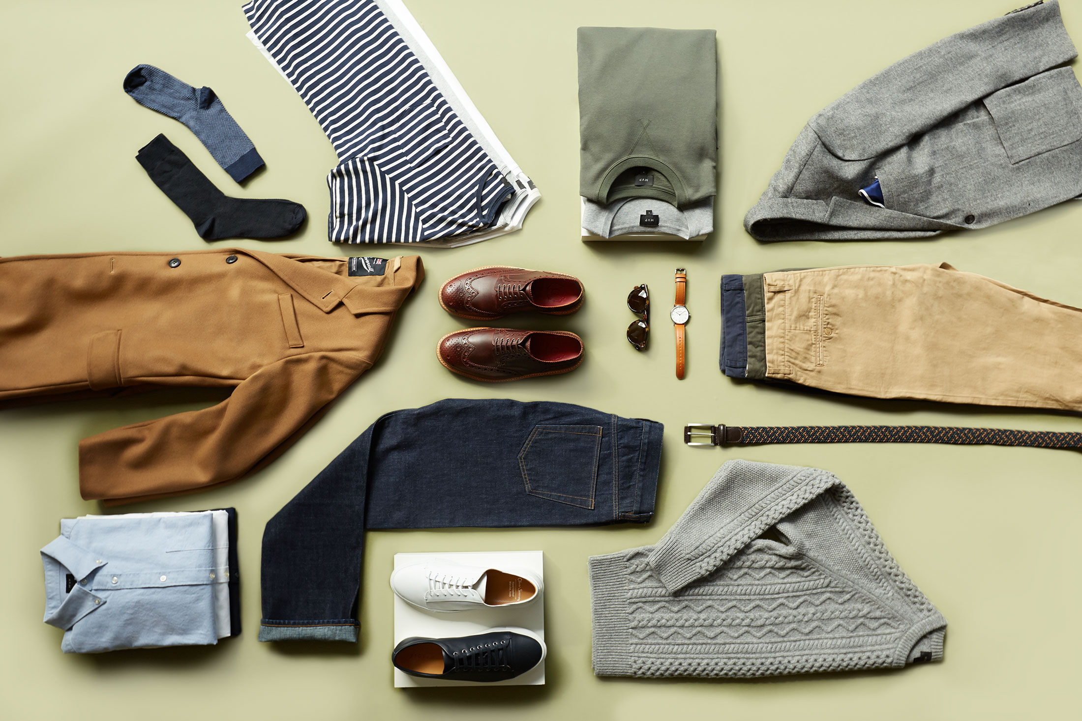 The perfect capsule wardrobe guide