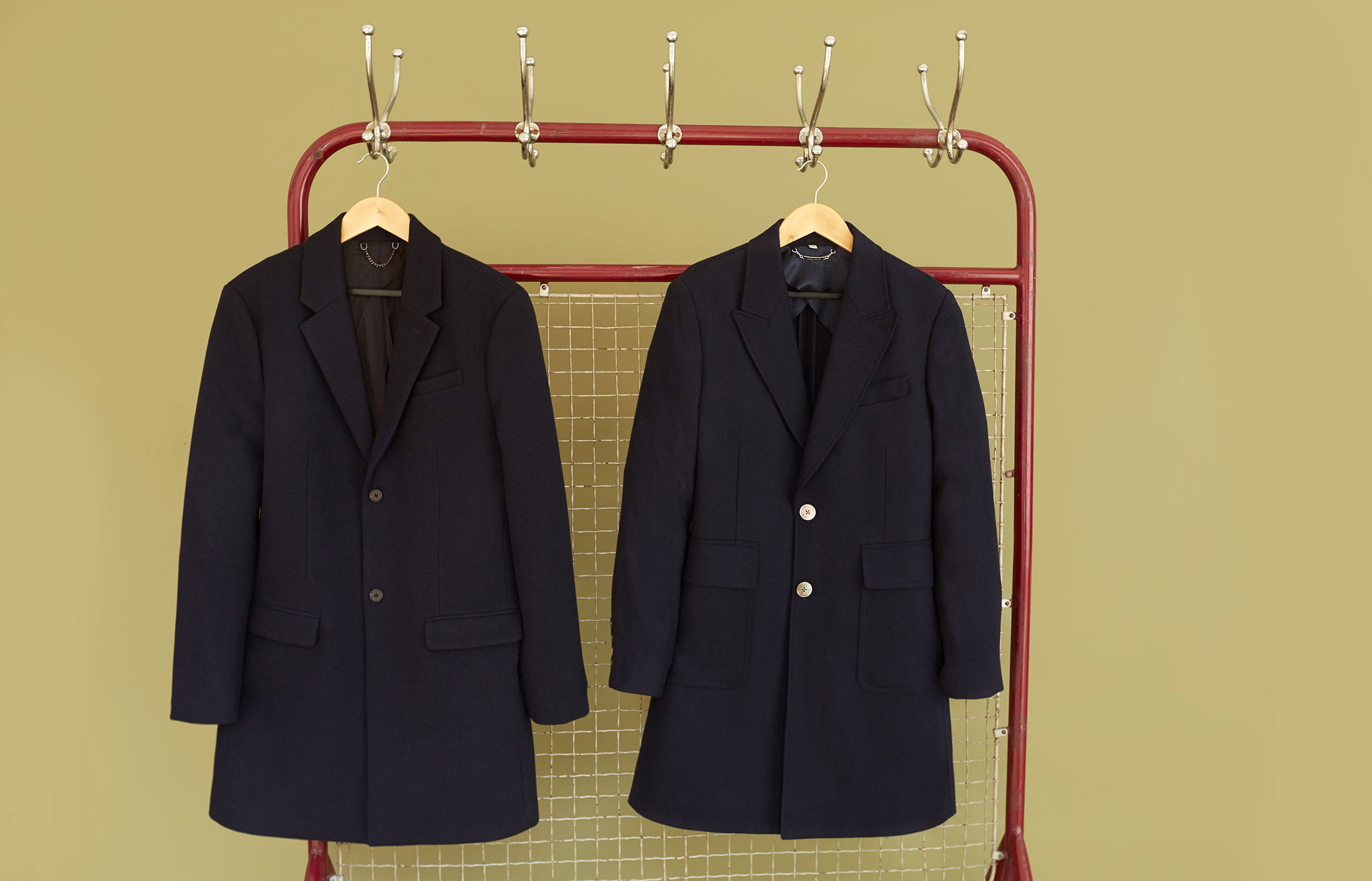 What is an overcoat?