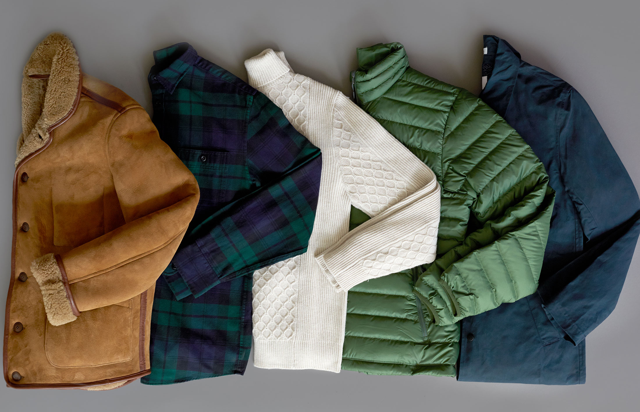 The Thread guide to winter fabrics