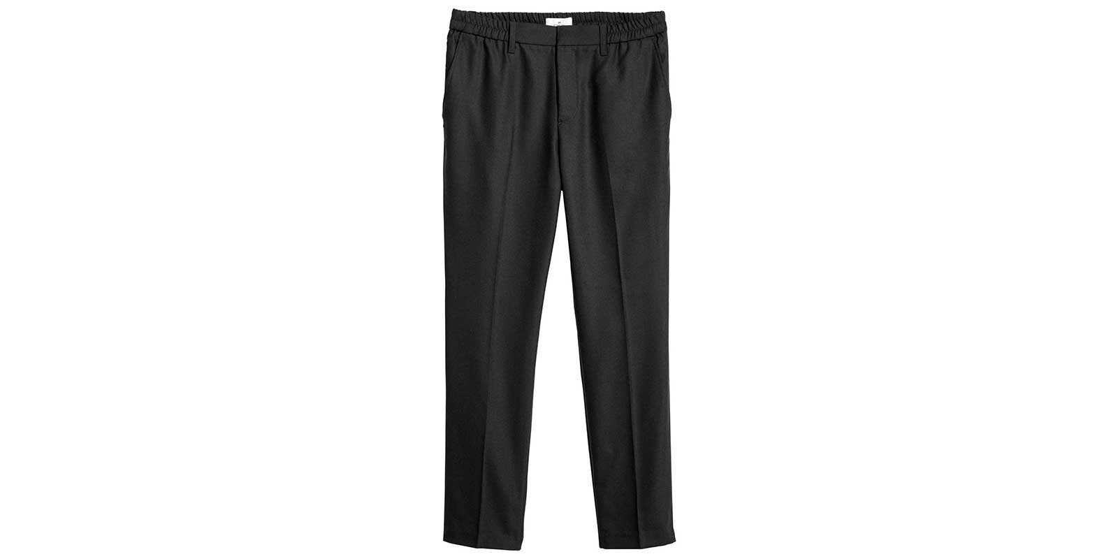 H&M Edition elasticated trousers
