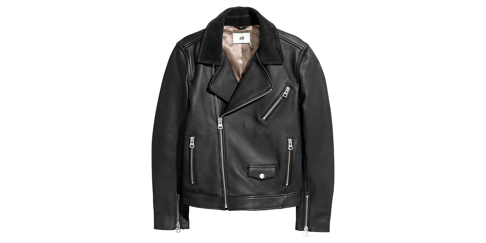 H&M Edition biker jacket