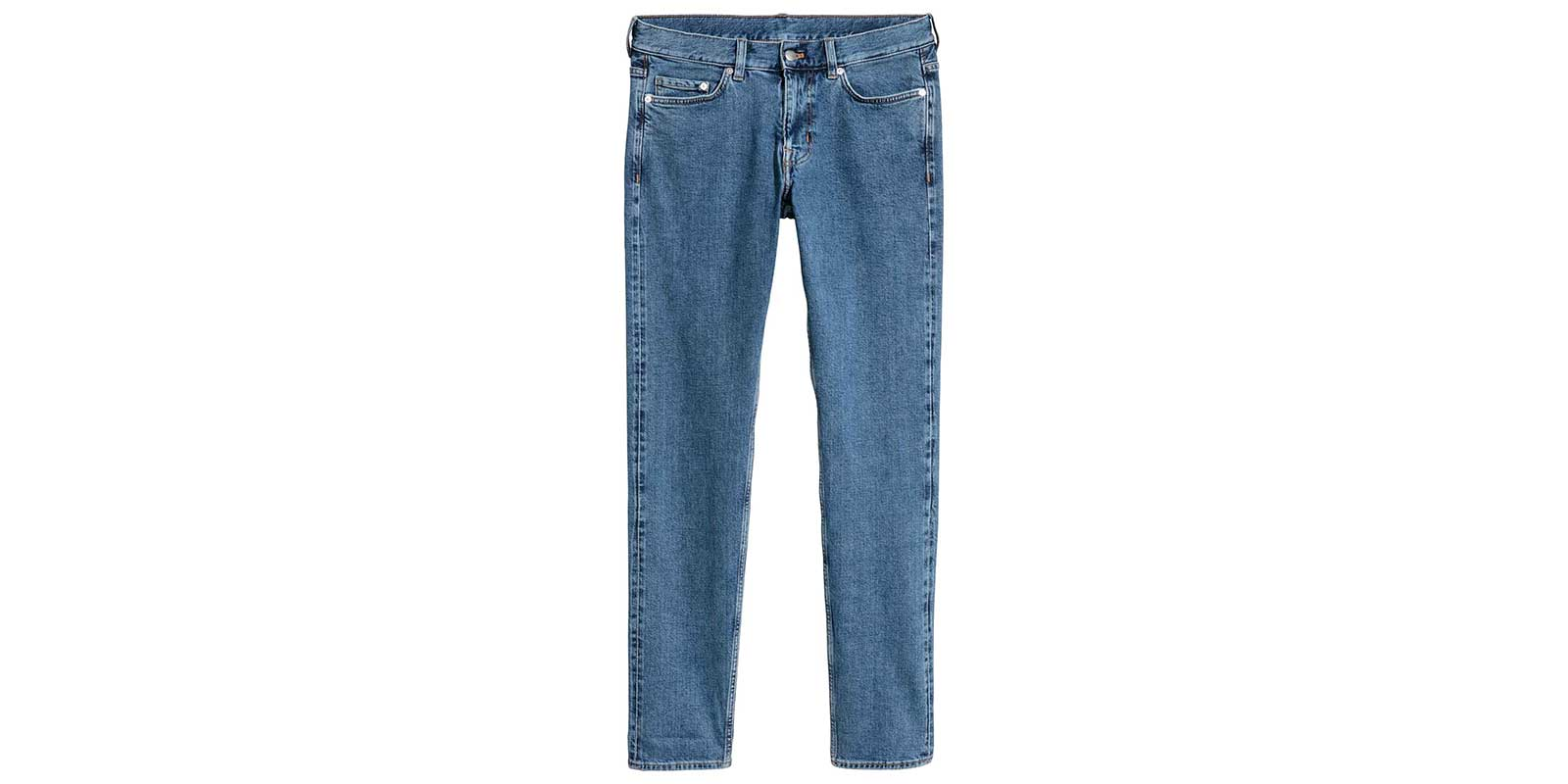 H&M Edition selvedge jeans