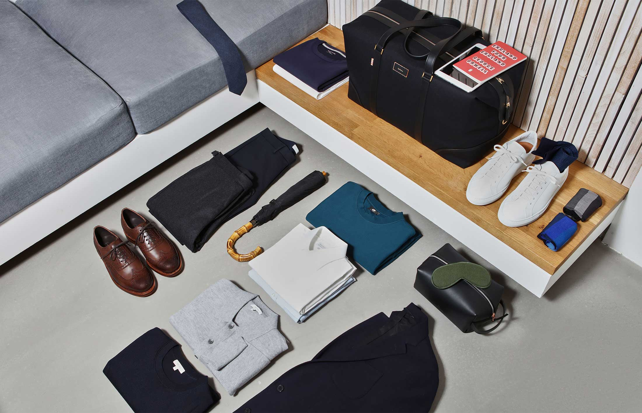 What should I pack for a business trip?