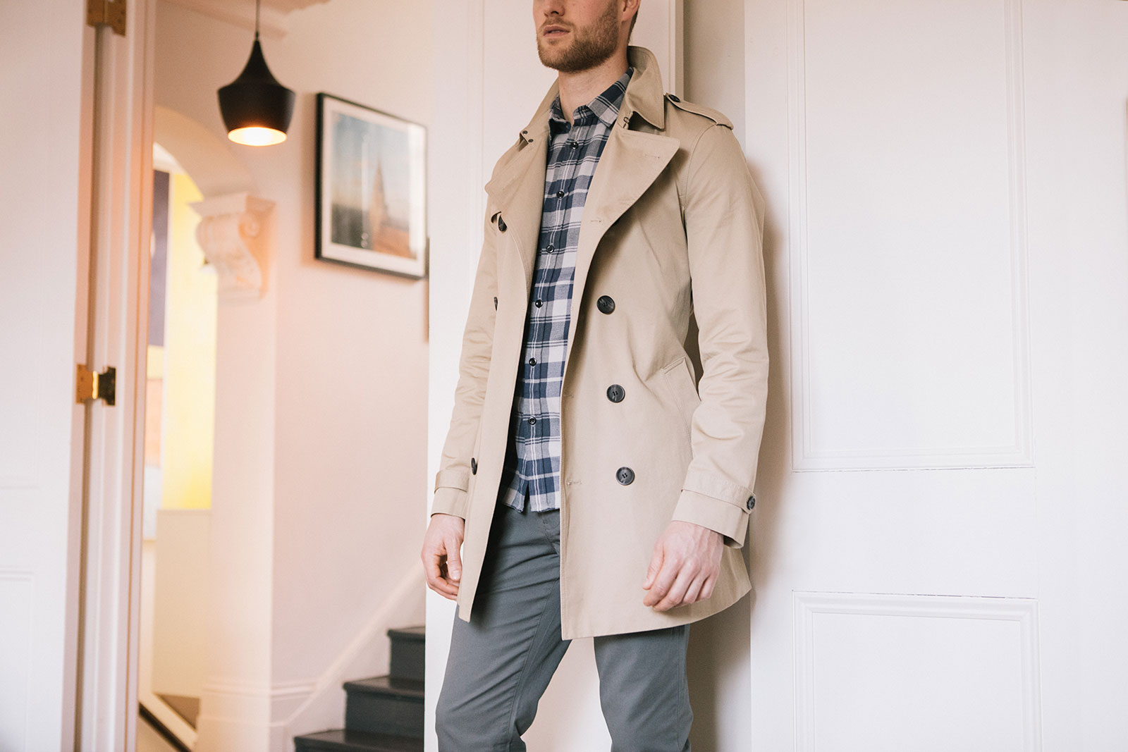 fashionablestyle top-rated authentic reputation first Four ways to wear a trench coat — Tips — Thread