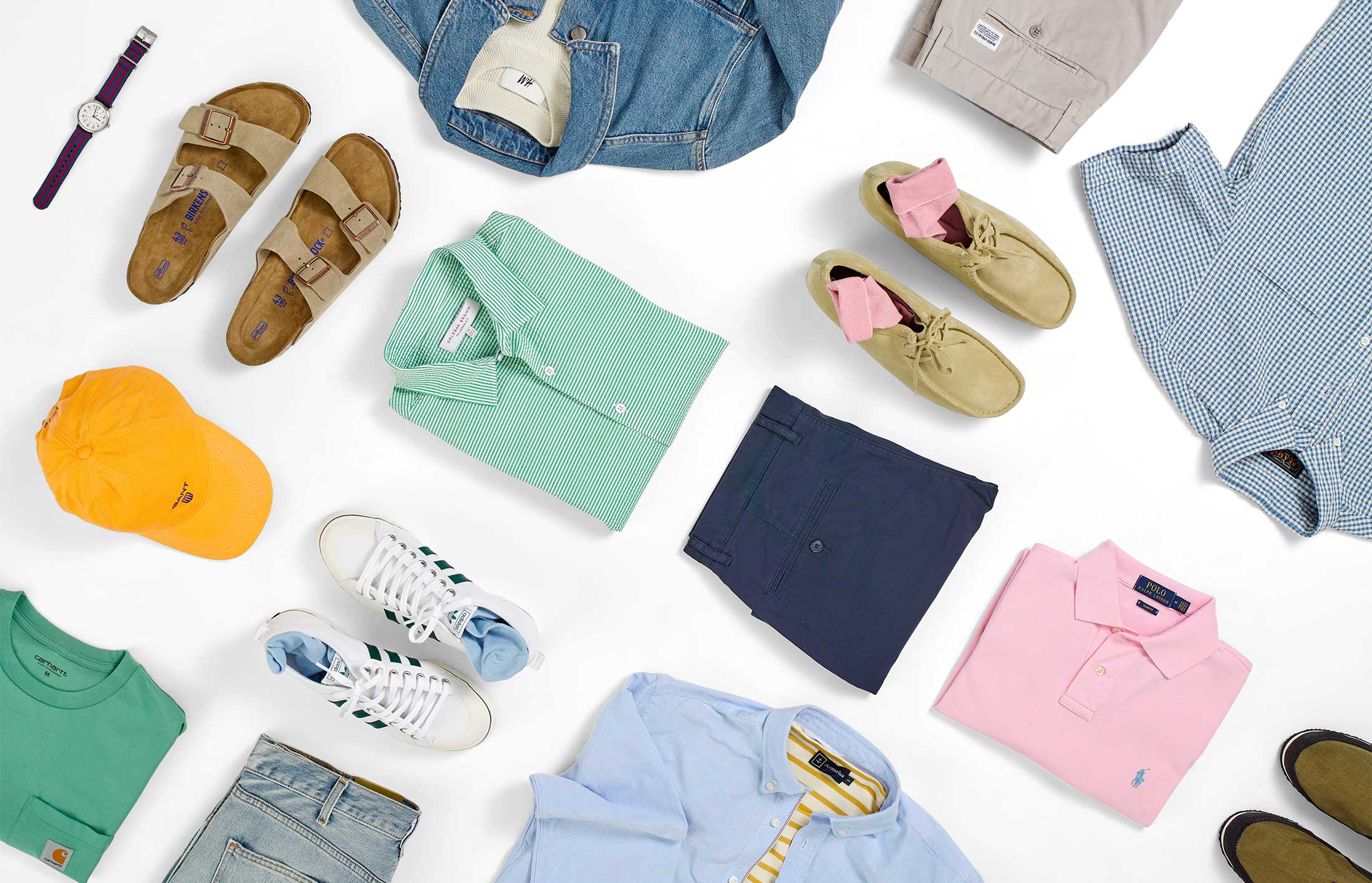 The perfect summer capsule wardrobe