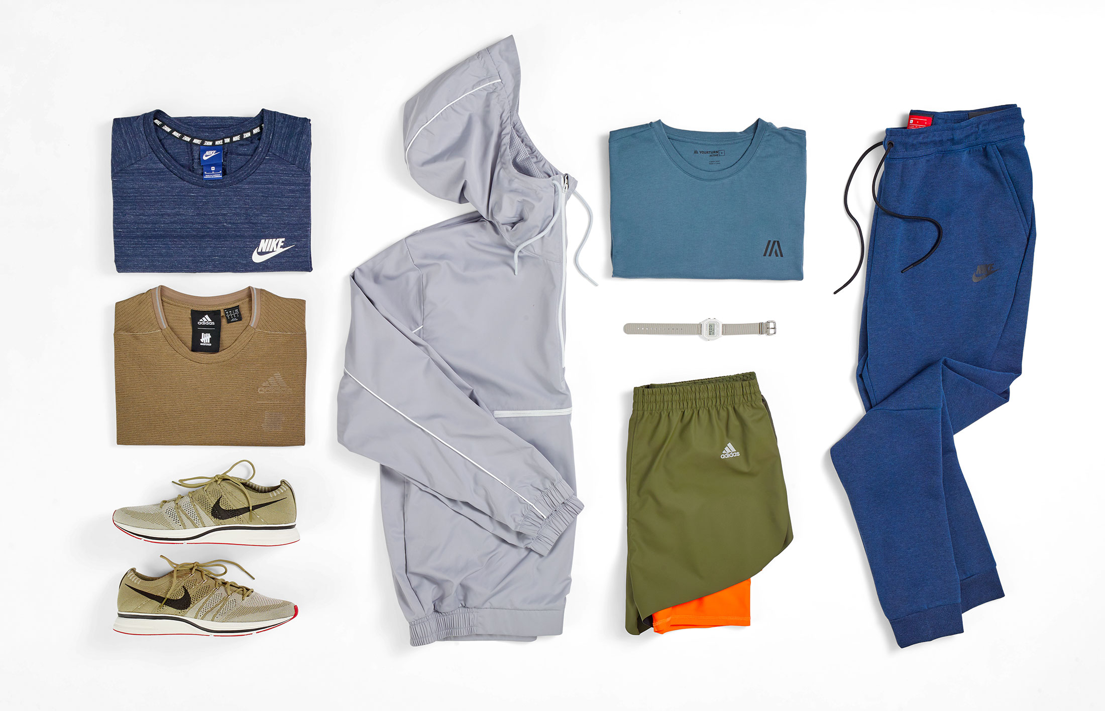What to wear for outdoor exercise
