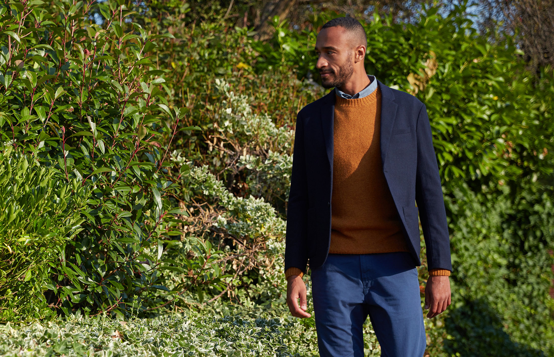 New ways to wear smart-casual