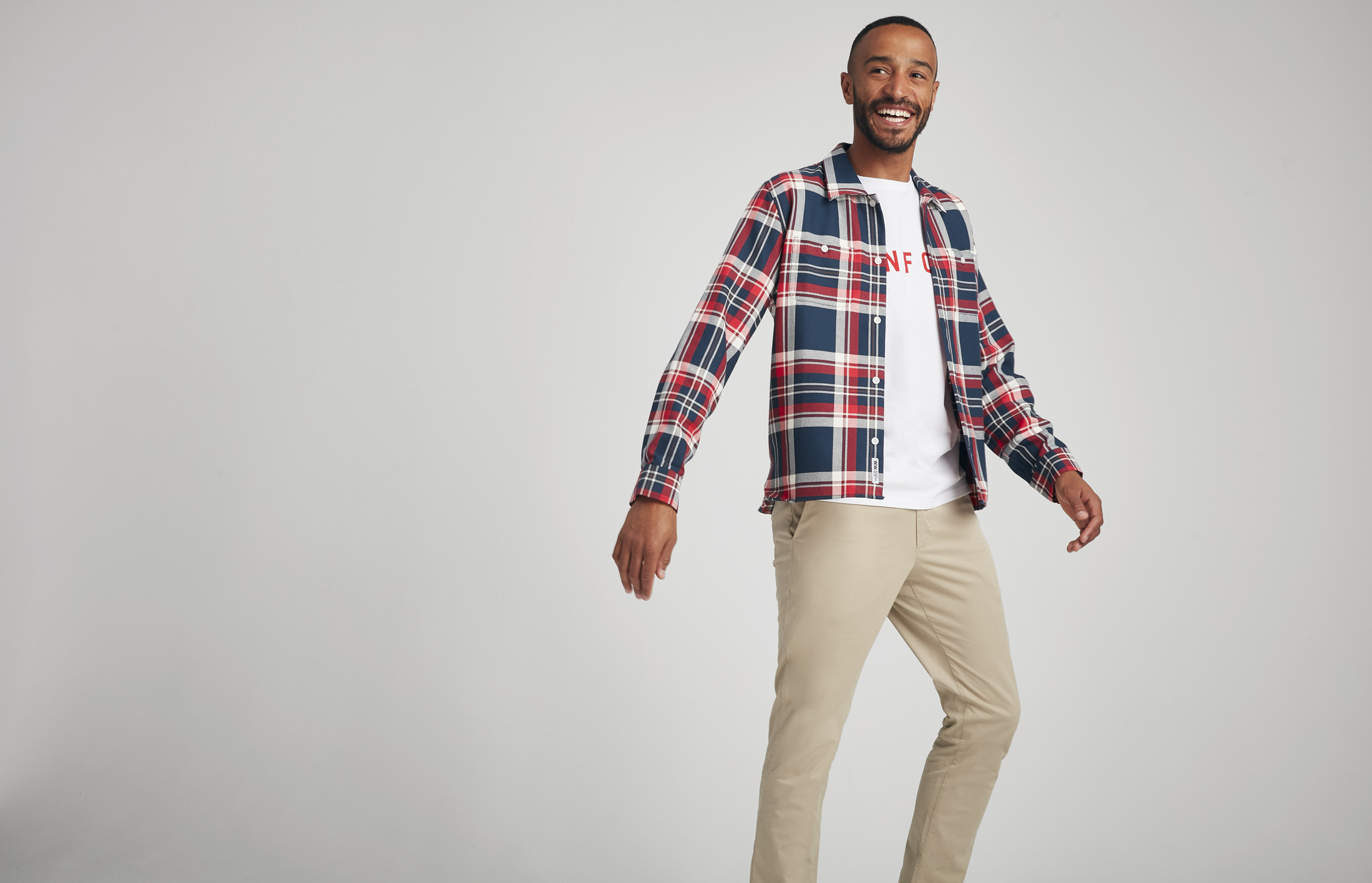How an overshirt should fit