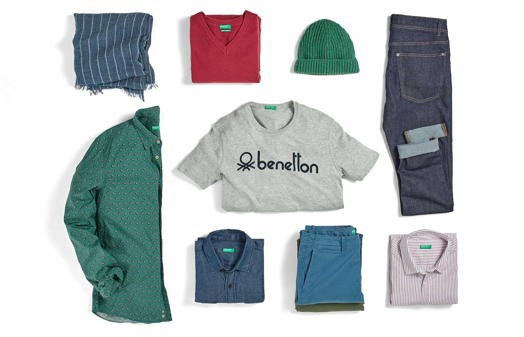 How Benetton brightens up every wardrobe