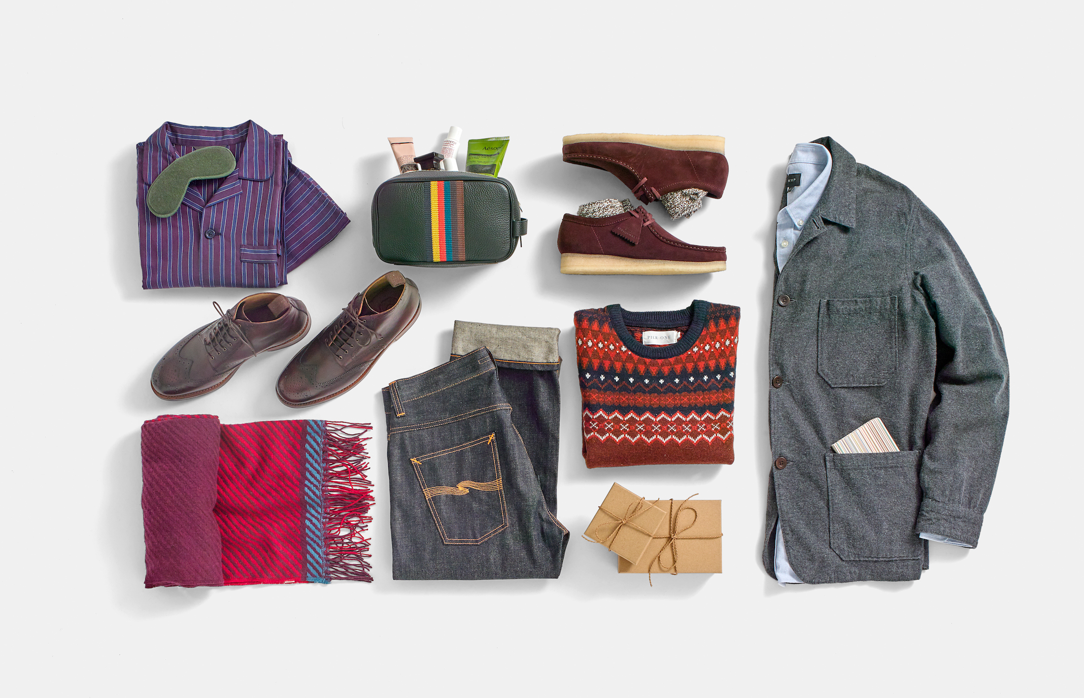 What to pack for Christmas