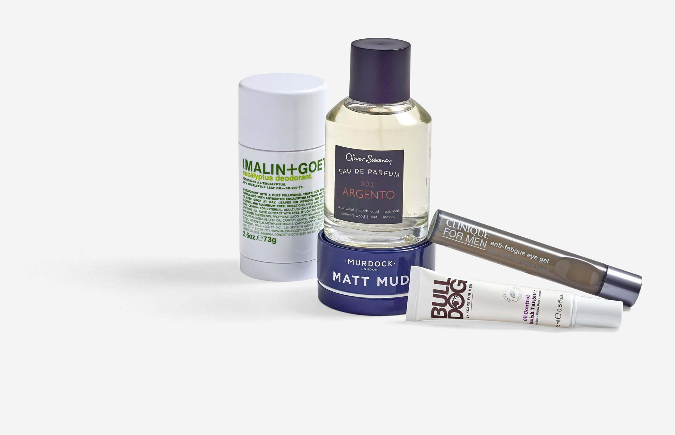 The desk drawer grooming essentials