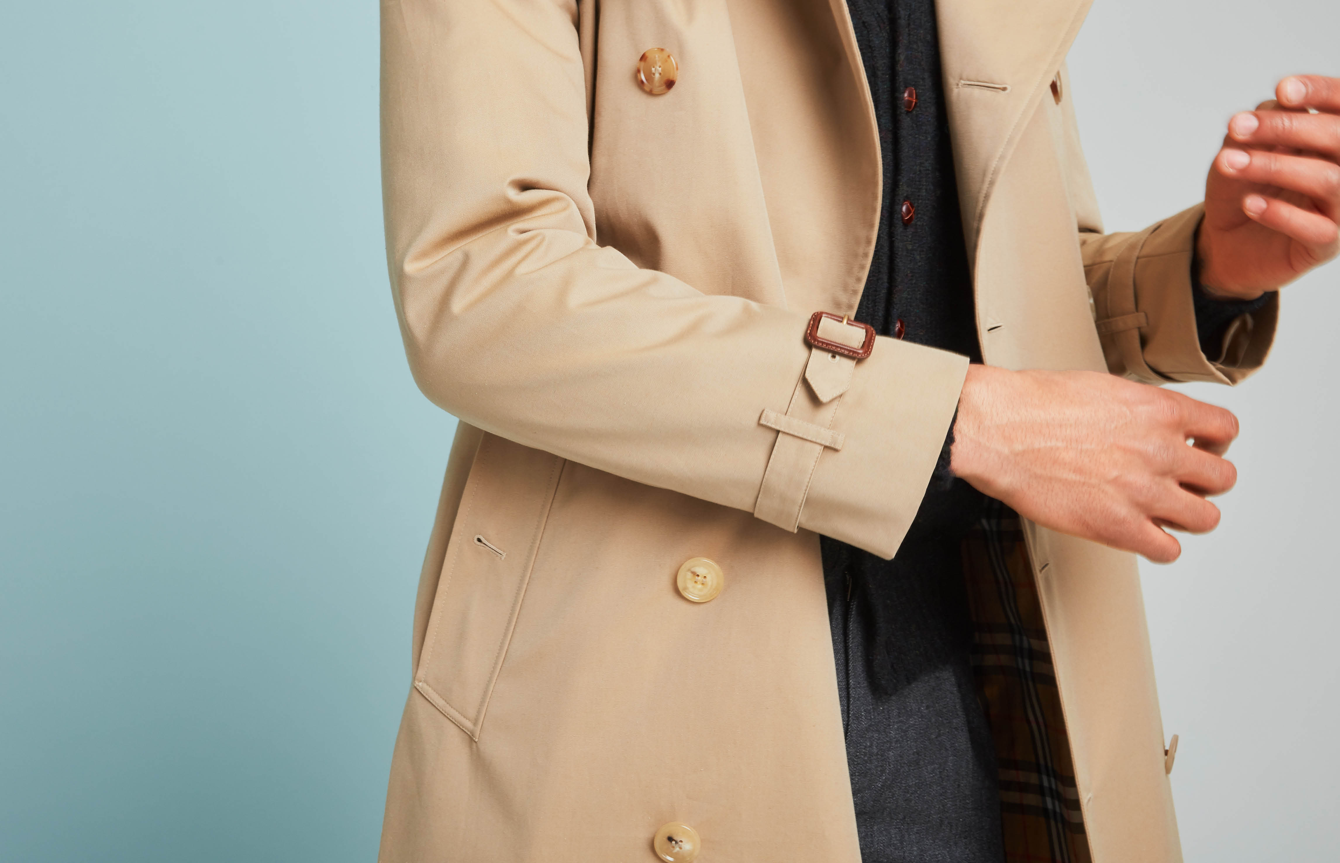 Three essential spring coats