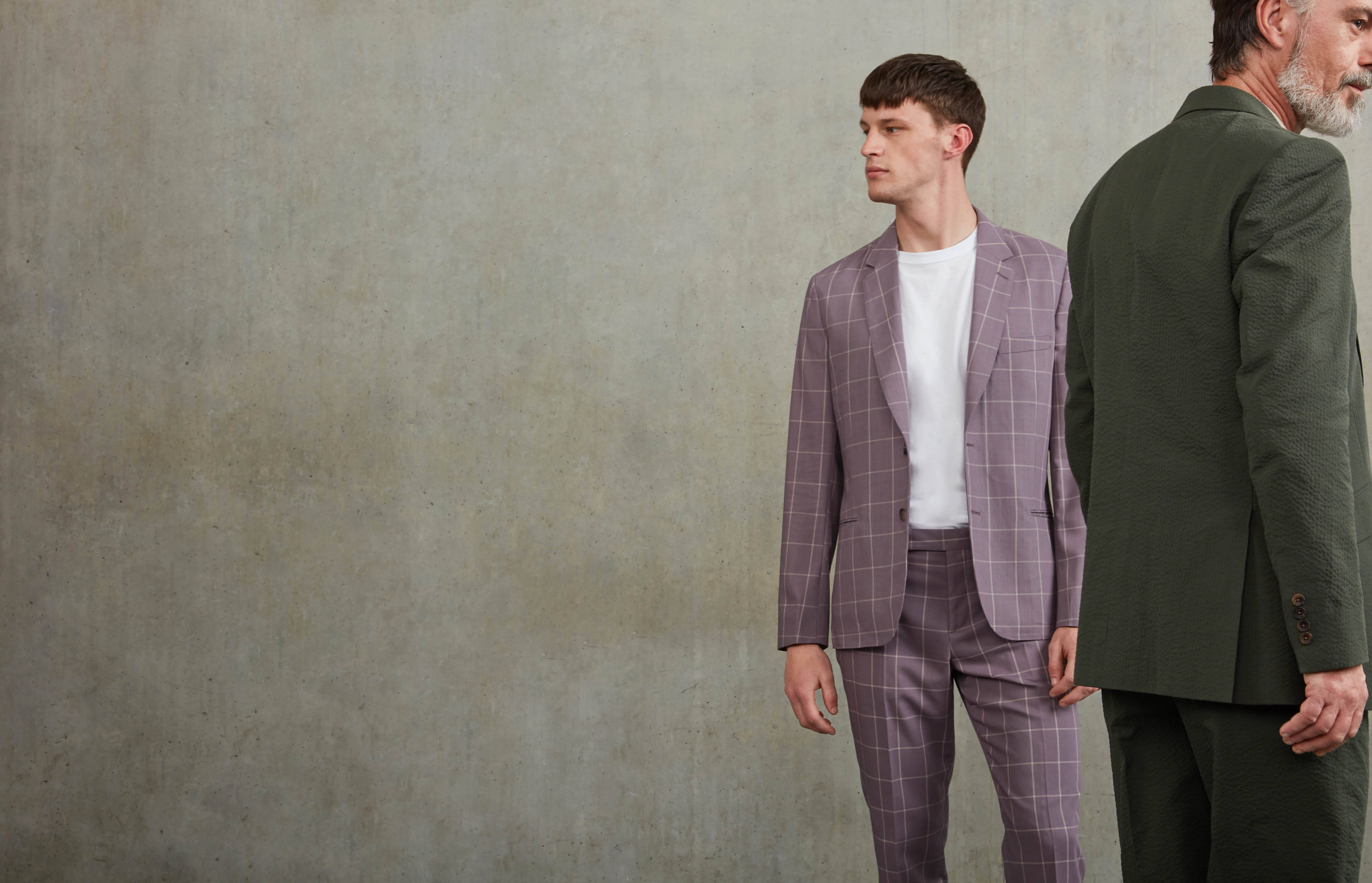 Making a case for the unexpected suit