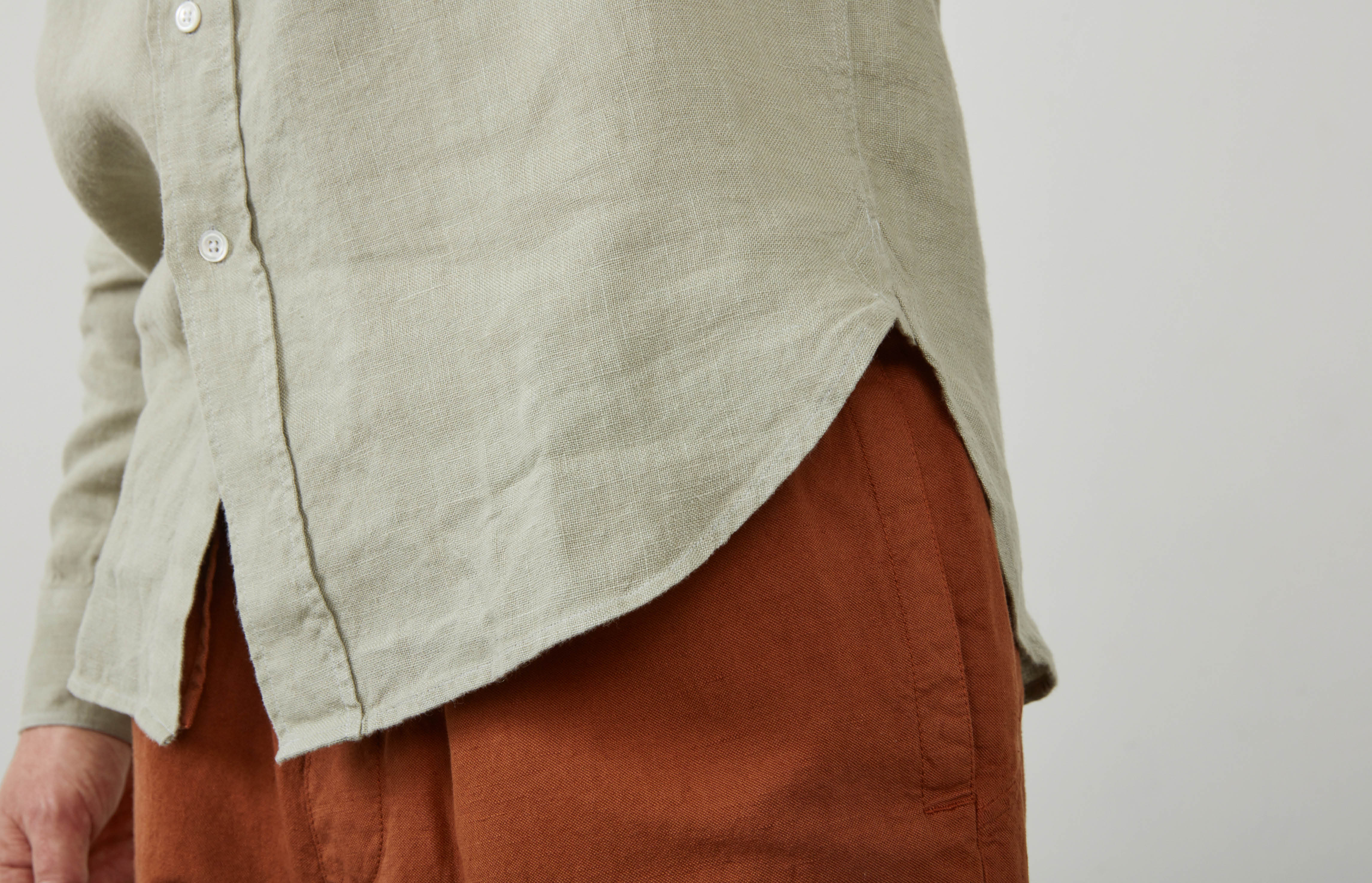 Why linen should be your summer fabric of choice