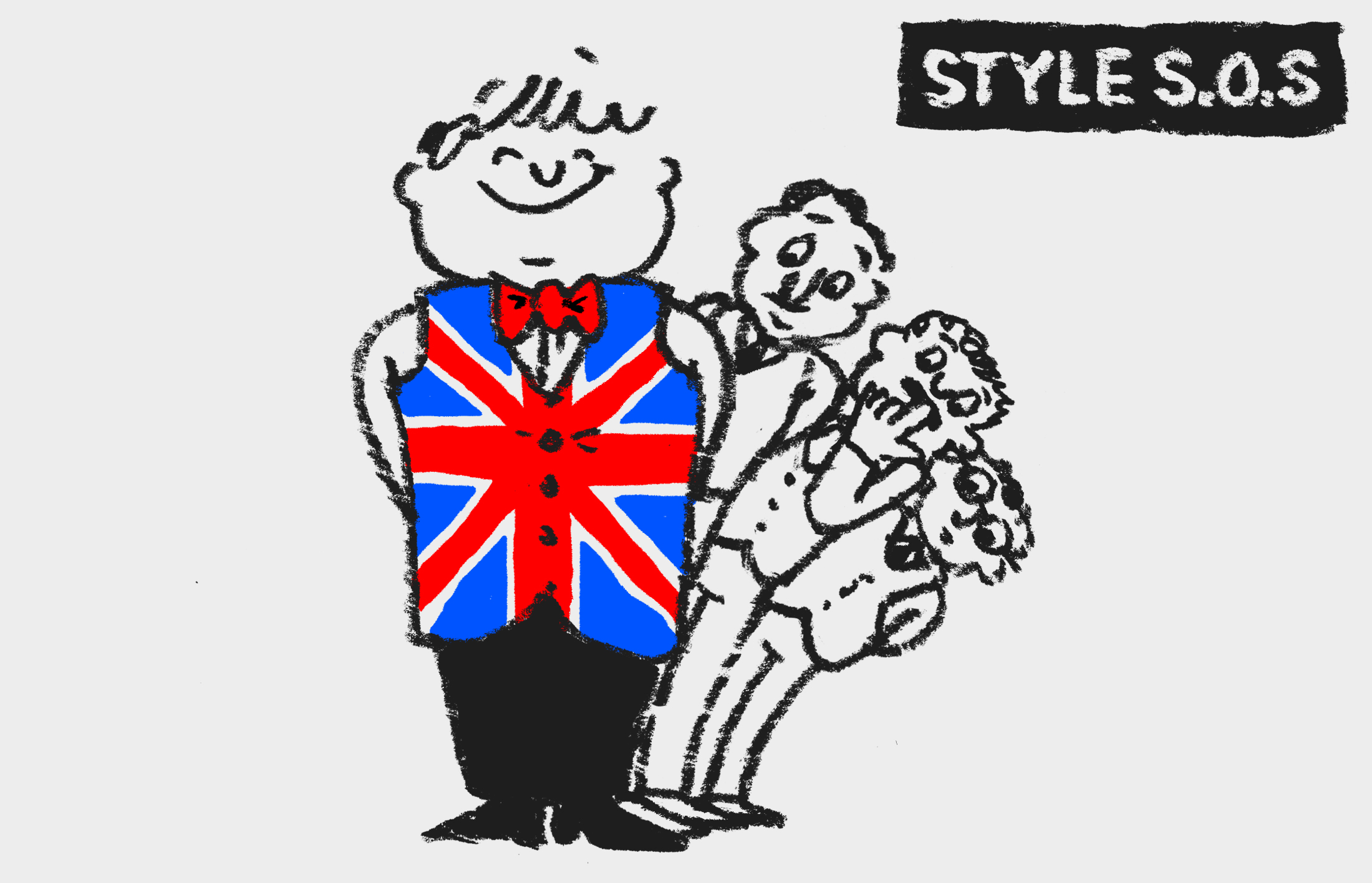 Style SOS: Can I wear a quirky waistcoat?