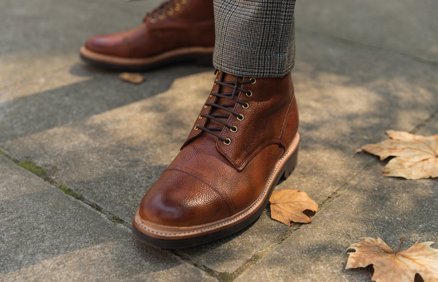 Four essential autumn shoes