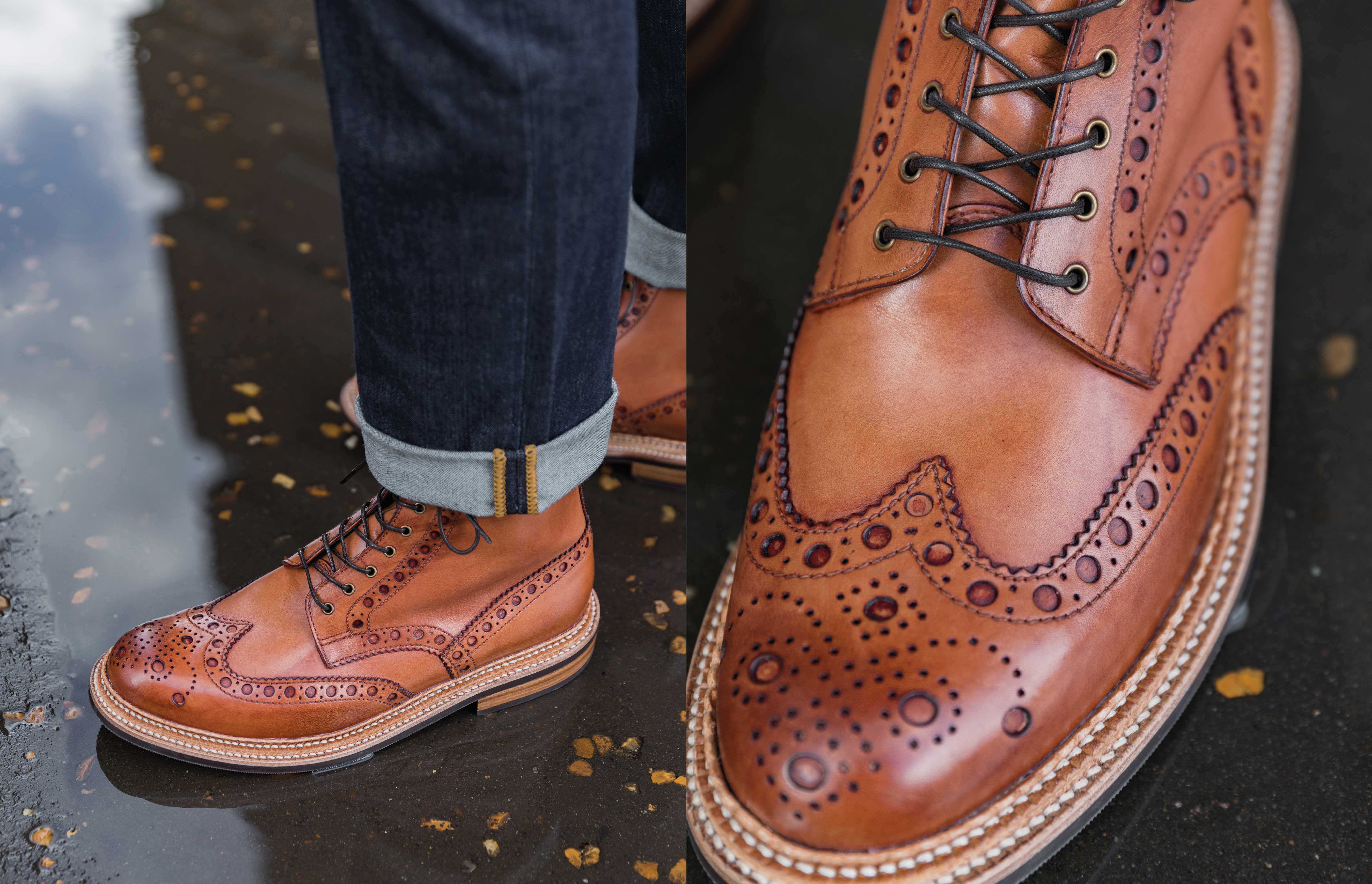 Four shoes every man should own