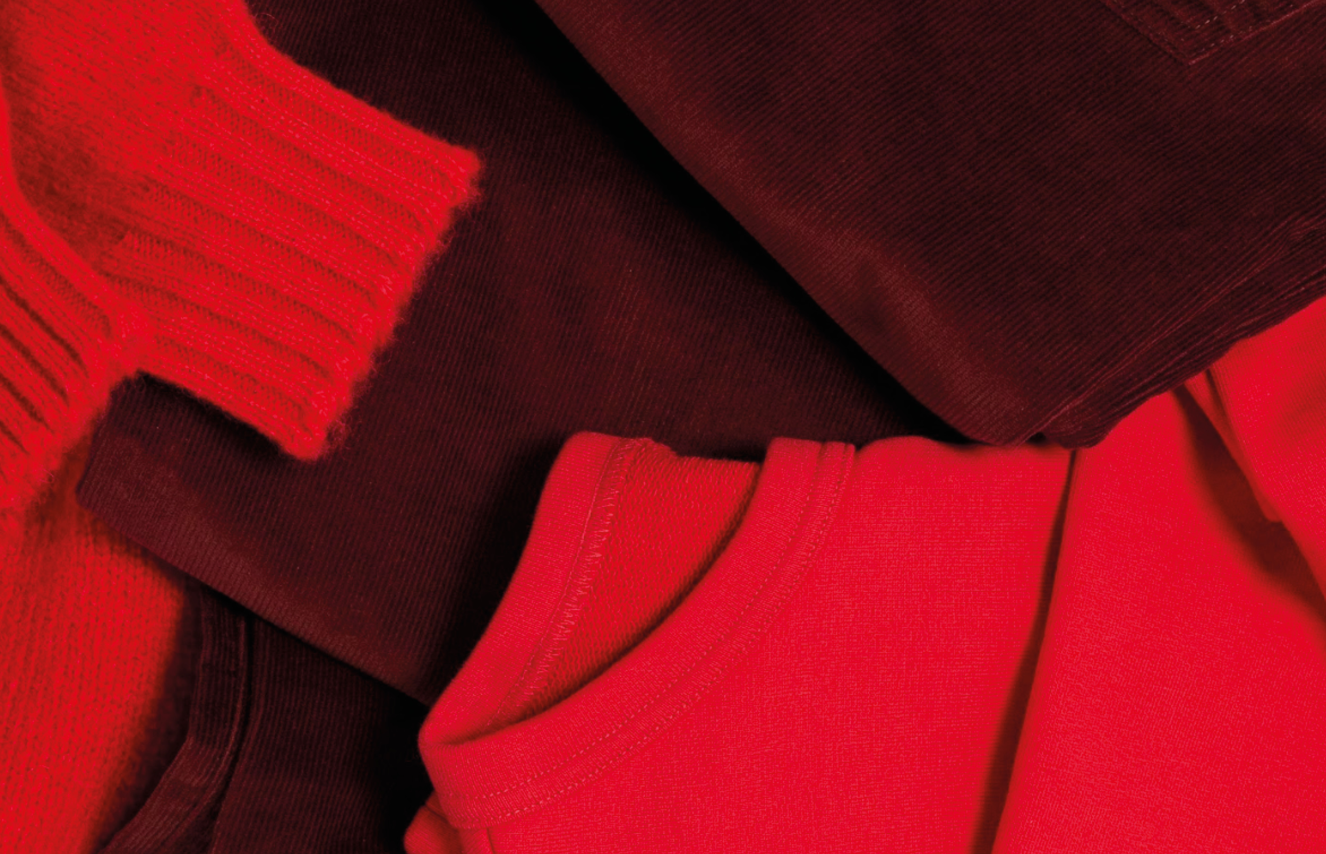 How to wear red during the festive season