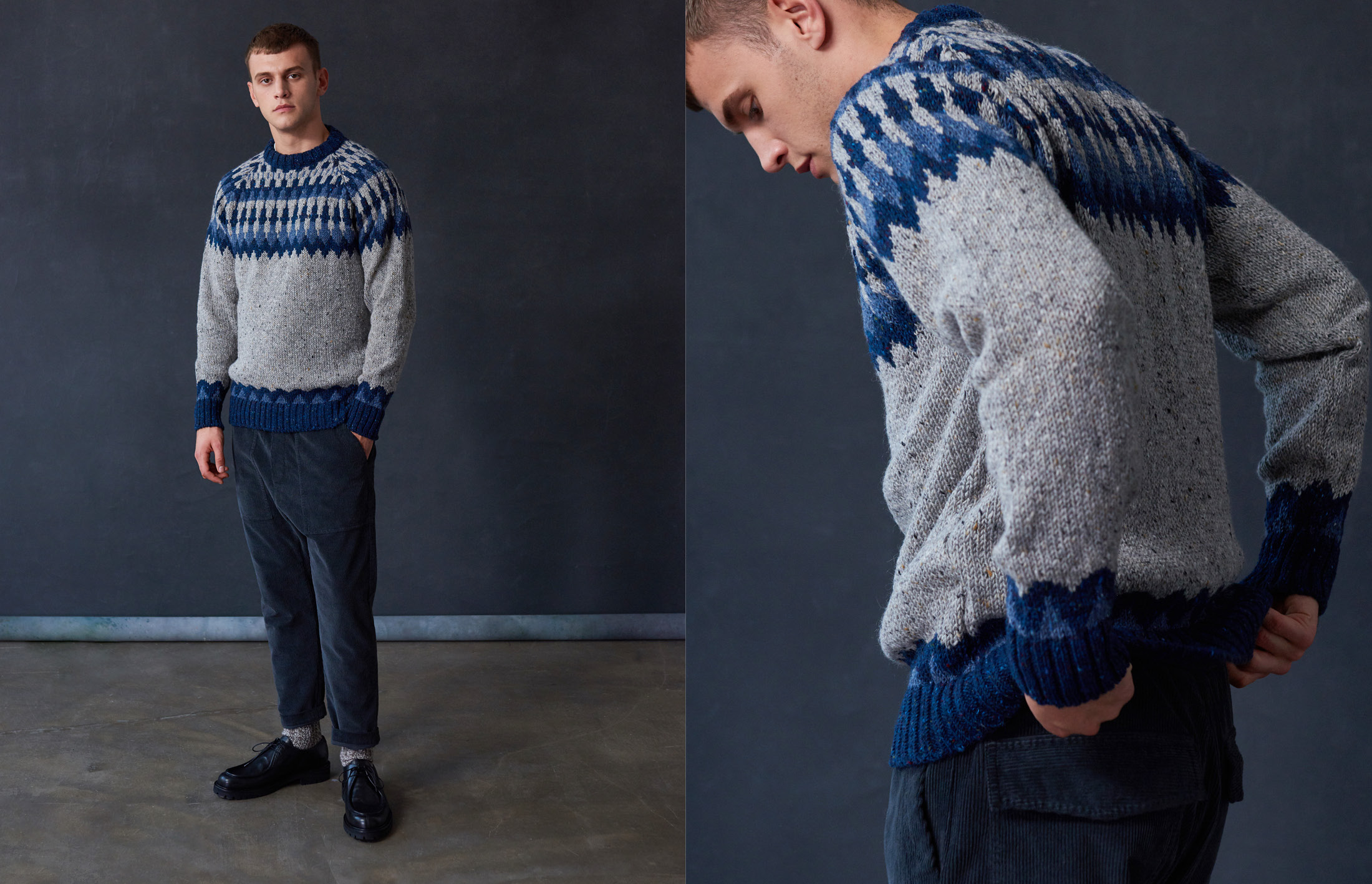 A brief history of the Fair Isle knit