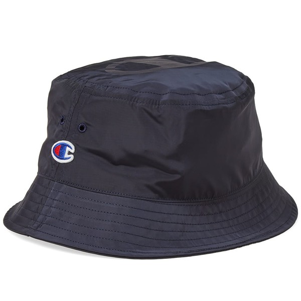 82f1c81ef68f92 Packable Bucket Hat by Champion x Beams — Thread