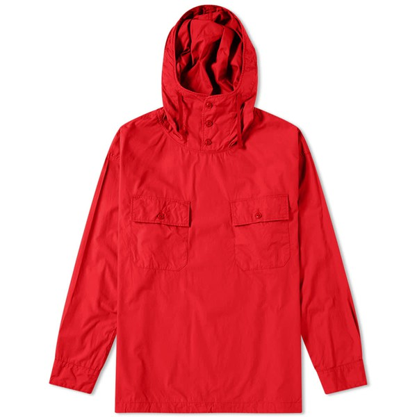 Cagoule Shirt Jacket by Engineered