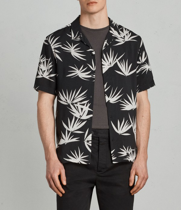 87f7125c Bhutan Hawaiian Shirt by AllSaints — Thread