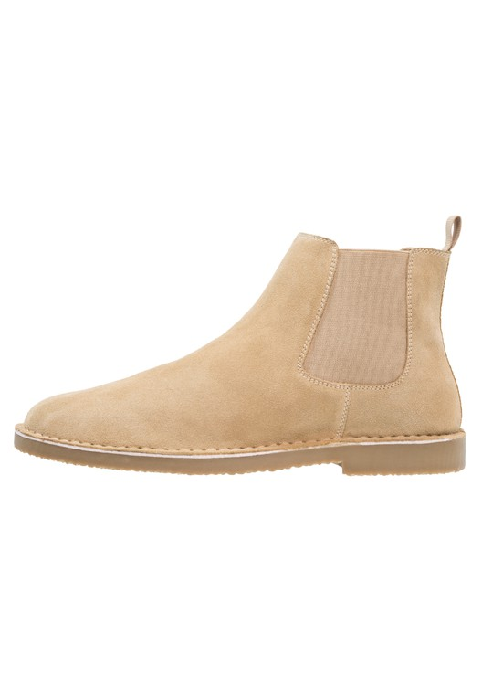 Suede Chelsea Boots by Zign — Thread