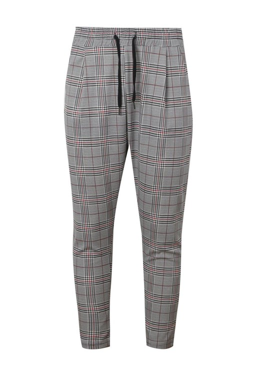 0e9f3cdd662e Prince Of Wales Red Check Smart Jogger by... — Thread