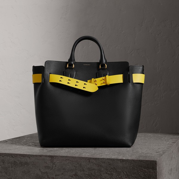 1b0c2bd8b6a8 The Large Leather Belt Bag by Burberry — Thread