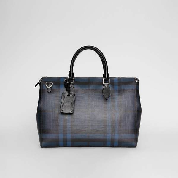 b947c6ebef2c Large London Check Briefcase by Burberry — Thread