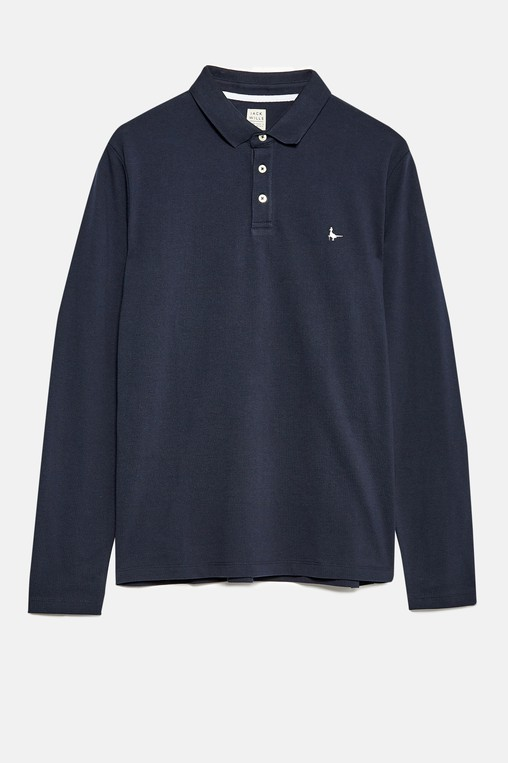 ccbecb85712 STAPLECROSS LS POLO by Jack Wills — Thread