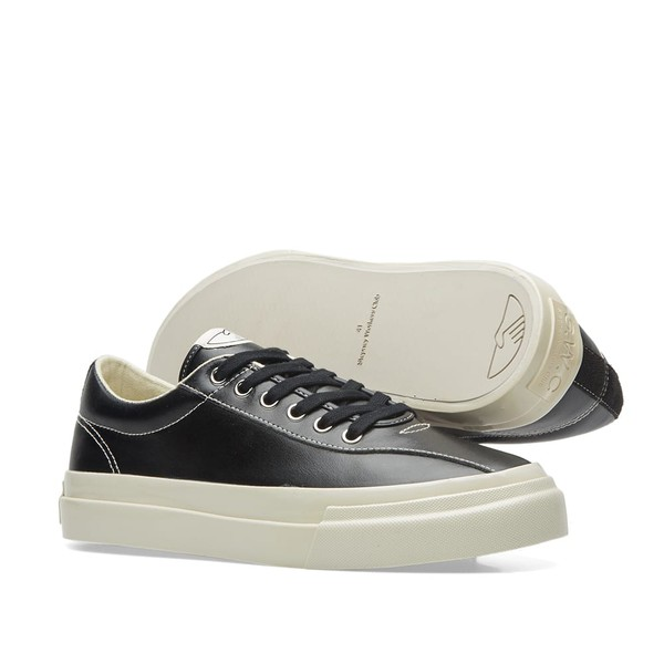 Dellow Leather Sneaker by Stepney