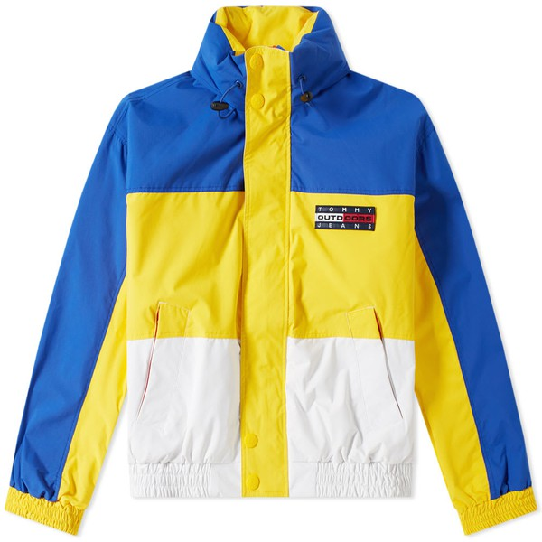 2321e8c0 6.0 Colour Block Jacket M6 by Tommy Jeans — Thread