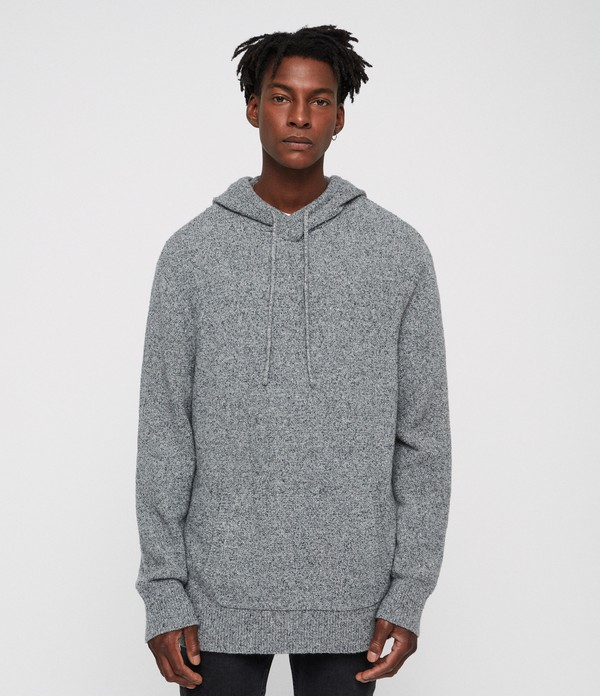 River Island Men's Woollen Hoodie Cheapest Price From Our Site Hoodies & Sweatshirts