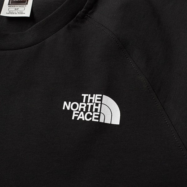 e0e408316 The North Face Raglan Simple Dome Tee by The North Face