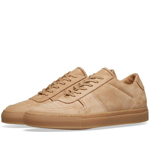 B-Ball Low Nubuck by Common Projects