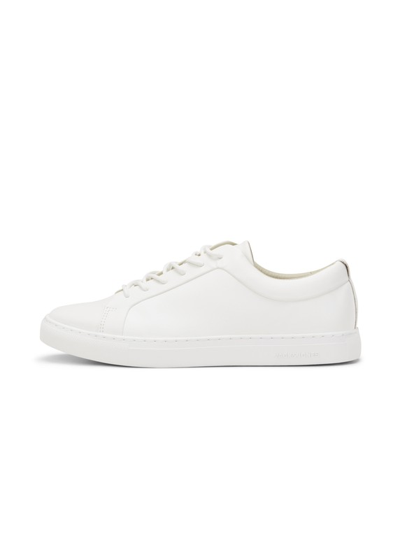 smart white trainers